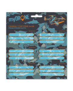 Ученически етикети myDrone