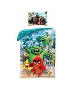 Детски спален комплект Angry Birds Movie 2