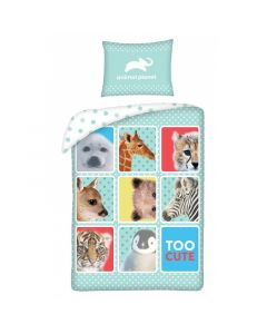 Детски спален комплект Animal Planet