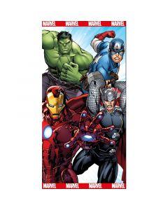 Плажна хавлия Avengers