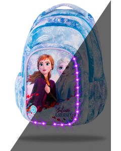 Раница Spark L Frozen Light LED
