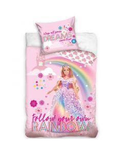 Детски спален комплект Barbie Rainbow