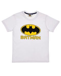 Тениска Batman бяла