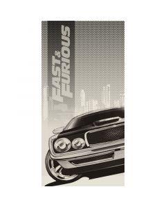 Плажна хавлия Fast&Furious