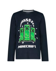 Блуза с дълъг ръкав MINECRAFT Creeper Sss