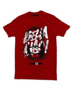 Тениска La Casa De Papel Mask за тийнейджъри и възрастни
