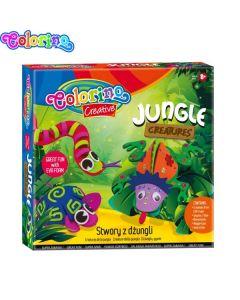 Направи си сам Животни от джунглата Colorino