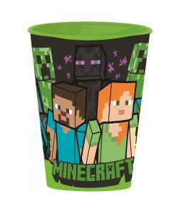 Пластмасова чаша Minecraft 260 ml