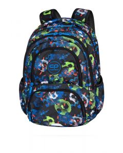 Раница COOLPACK - SPINER TERMIC - FOOTBALL BLUE