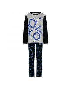 Детска памучна пижама PlayStation.