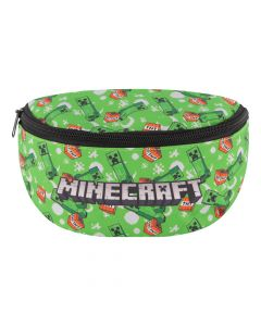 Чанта за кръста MINECRAFT TNT & Creeper