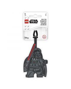 LEGO Star Wars Darth Vader етикет (бадж) за багаж
