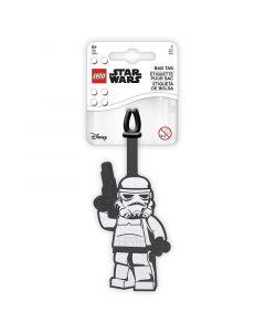 LEGO Star Wars Stormtrooper етикет (бадж) за багаж