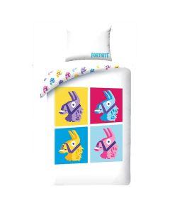 Детски спален комплект Fortnite four lamas 070