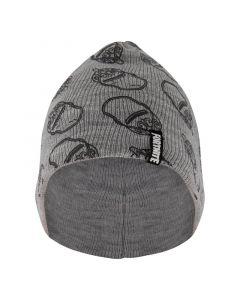 Зимна шапка Fortnite сива с шлемове