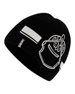 Зимна шапка Fortnite черна с шлем