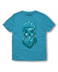 Тениска Fortnite Scull Trooper Blue