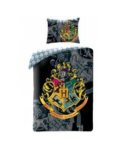Детски спален комплект Harry Potter Hogwarts герб