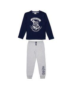 Пижама Harry Potter тъмно син/сив