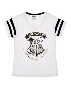 Тениска Harry Potter бяла за момиче