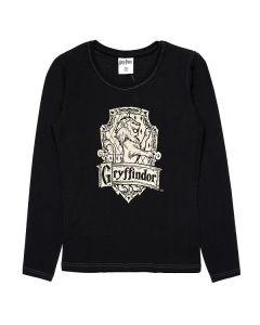 Блуза Harry Potter черна за момиче