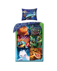 Детски спален комплект Как да си дресираш дракон 3