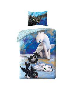 Детски спален комплект Как да си дресираш дракон 5