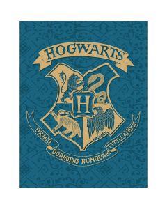 Поларено одеяло Harry Potter blue 130х170 см