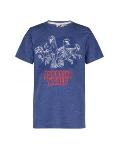 Тениска Jurassic World blue