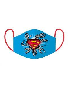 Детска маска Superman logo 4-12 години
