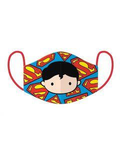 Детска маска Superman face 4-12 години