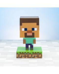 Лампа Minecraft Steve