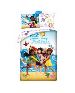 Детски спален комплект LEGO® Friends Best Friends