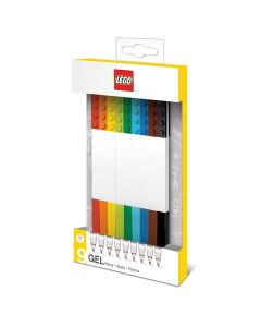 LEGO Gel химикали - 9 броя в опаковка