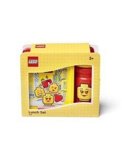 LEGO Iconic Lunch сет - червен