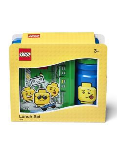 LEGO Iconic Lunch сет - син