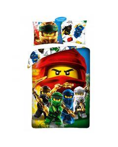 Детски спален комплект LEGO® NINJAGO отряд