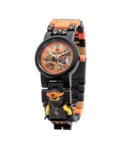 LEGO Ninjago Cole 2019 детски часовник