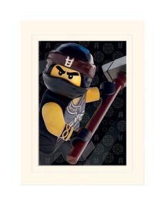 LEGO NINJAGO MOVIE COLE преспапие