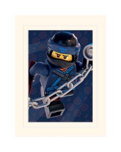 LEGO NINJAGO MOVIE JAY преспапие