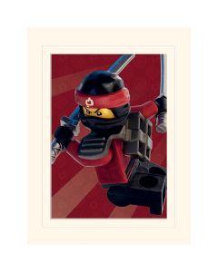 LEGO NINJAGO MOVIE KAI преспапие