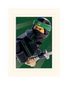 LEGO NINJAGO MOVIE Lloyd преспапие