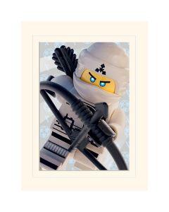 LEGO NINJAGO MOVIE Zane преспапие