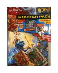 LEGO Ninjago TCG начален комплект игра с карти