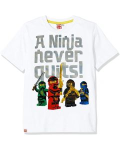 Тениска LEGO Ninjago 4 нинджи