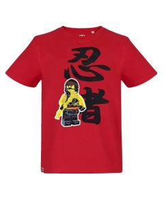 Тениска LEGO Ninjago Cole red