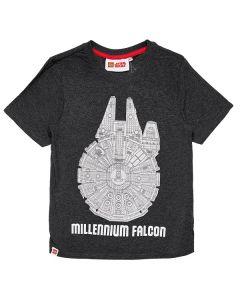 Тениска LEGO Star Wars Millennium falcon