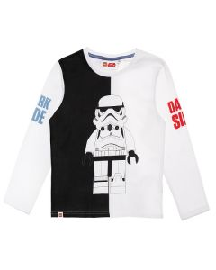 Блуза LEGO Star Wars Stormtrooper Black&White