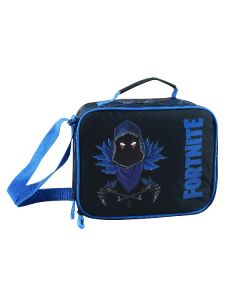 Fortnite Raven with weapons lunch bag