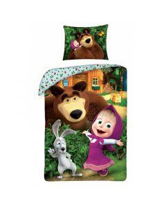 Детски спален комплект Маша и Мечокът